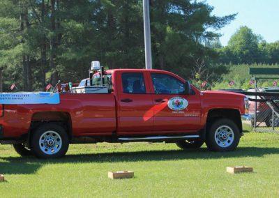 North Algona Wilberforce Truck